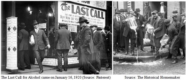 The Last Call before Prohibition Image