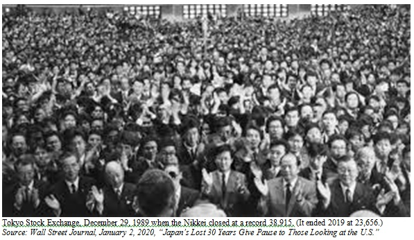 Tokyo Stock Exchange Image