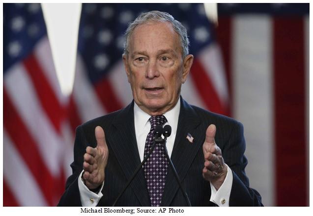 Michael Bloomberg Image