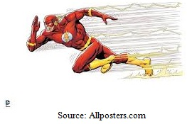 """The Flash"" Image"