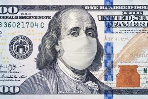 Franklin Corona Virus Mask Image