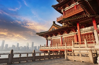 Chinese Architecture Image