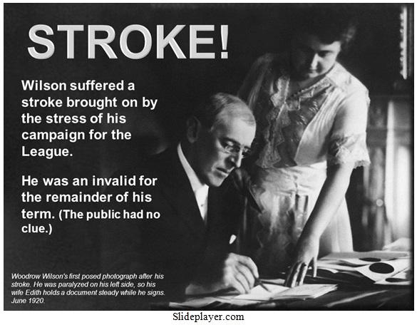 Wilson Stroke! Image