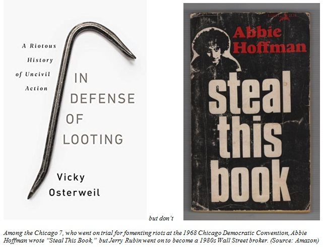 In Defense of Looting and Steal This Book Image