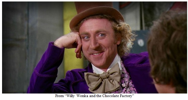 Willy Wonka and The Chocolate Factory Image