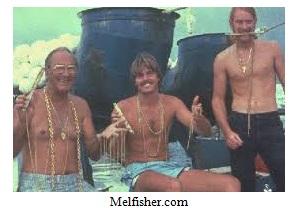 Mel Fisher Family Image
