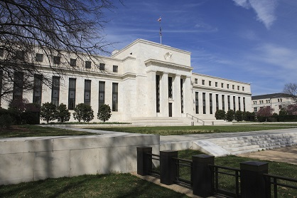 The United States Federal Reserve Building Image