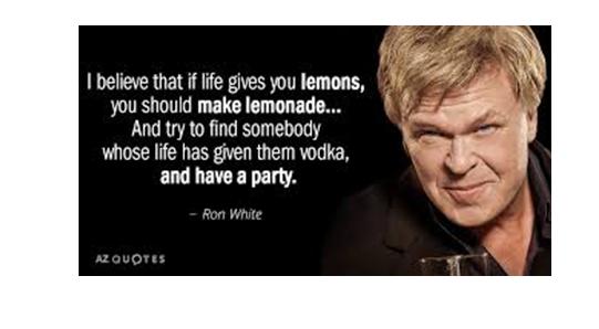 Ron White comment