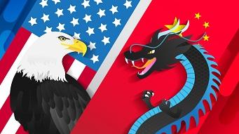 Eagle versus the Dragon Image