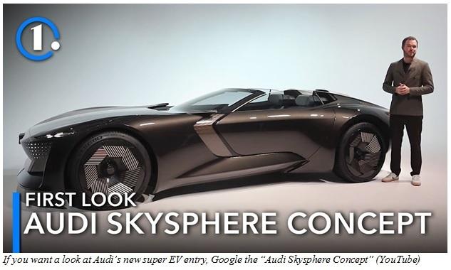 Audi Skysphere Car Image