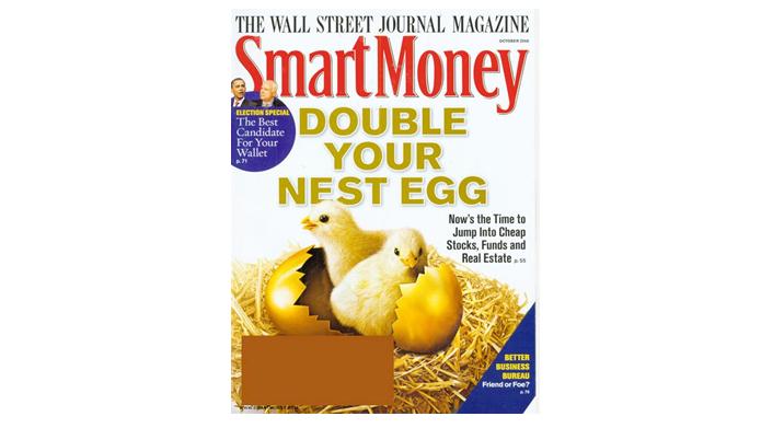 Smart Money Double your Nest Egg