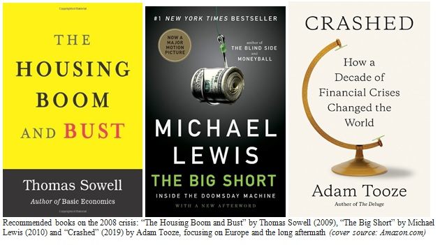 Books About the 2008 Crash Images